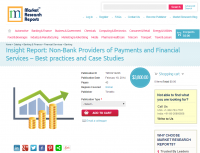 Non Bank Providers of Payments and Financial Services