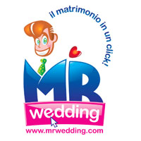 Mr Wedding Snc Logo
