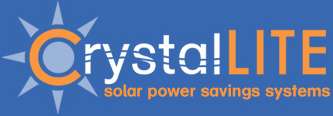 Company Logo For Crystal Lite Solar'