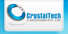 Logo for Crystaltech esolutions Ltd'