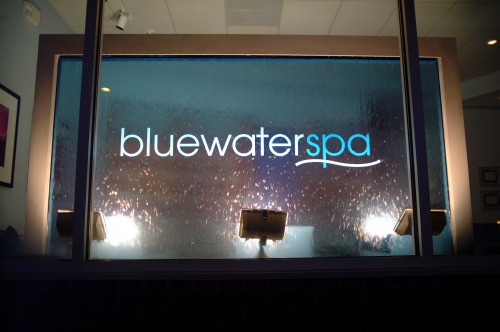 Blue Water Spa'
