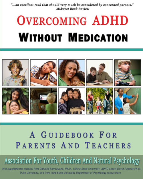 Overcoming ADHD Without Medication'