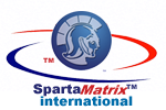 Logo for SpartaMatrix'
