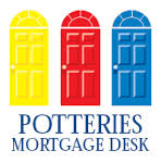 Potteries Mortgage Desk Logo