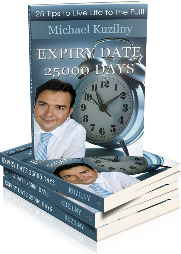 Expiry Date 25000 Days, by Michael Kuzilny
