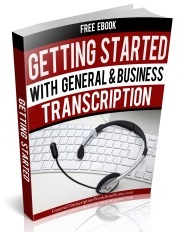 General Transcription Work From Home