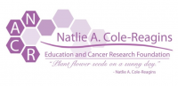Natlie A. Cole-Reagins Education and Cancer Research Foundation Logo