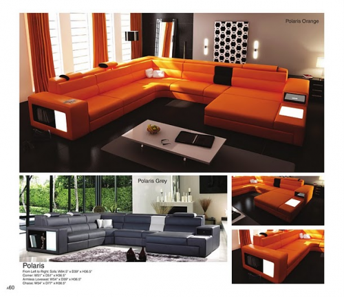 Modern Sectional Sofa'