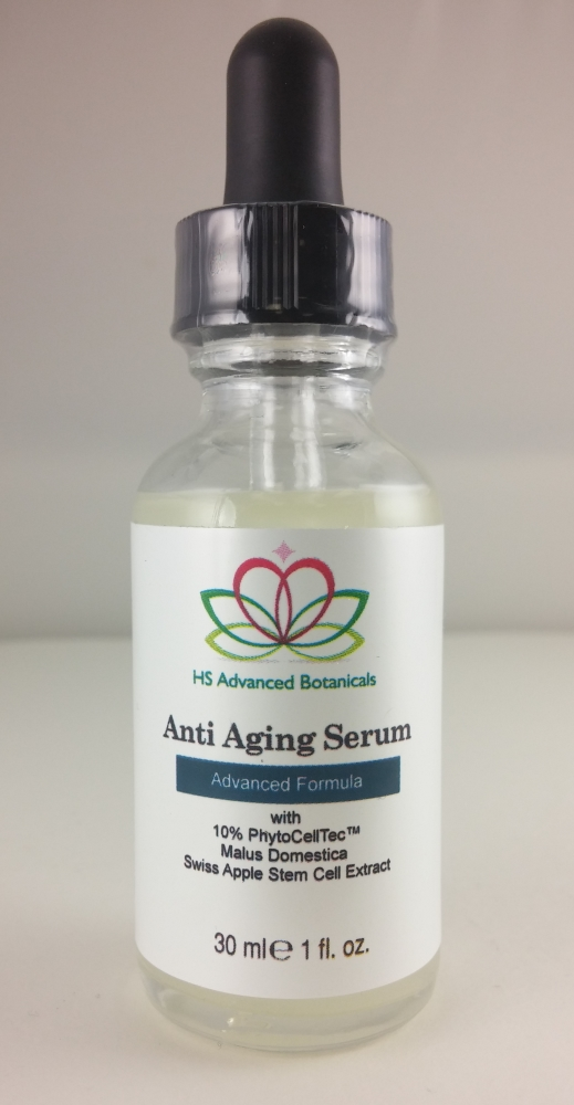 Anti Aging Serum Advanced Formula