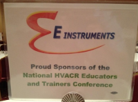 Proud to Have Sponsored the HVAC Trainers Conference!