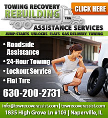 Towing Naperville, IL