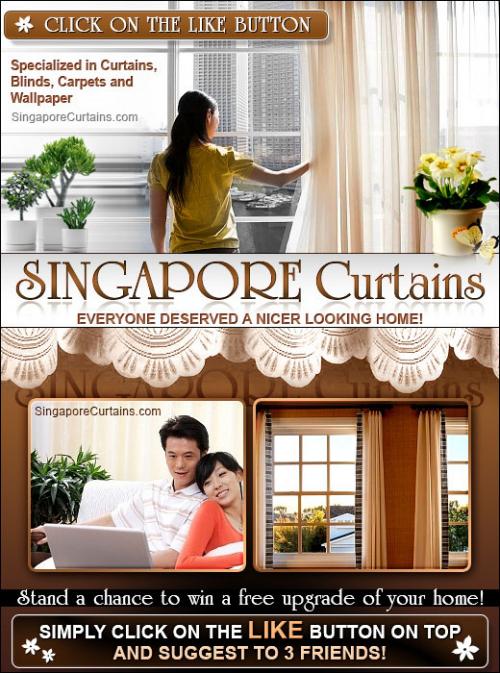 Company Logo For Singapore Curtains'