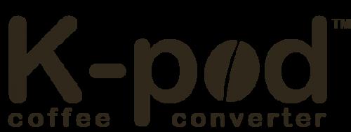 Company Logo For K-pod Coffee Converter'