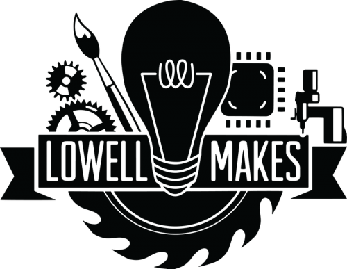 Company Logo For Lowell Makes'