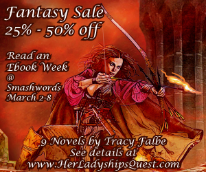 Fantasy Ebook Sale for Read an Ebook Week 2014'