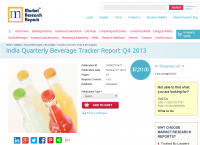 India Quarterly Beverage Tracker Report Q4 2013