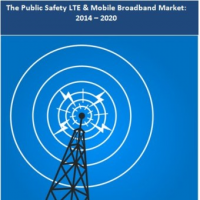 Public Safety LTE Infrastructure Market by 2020