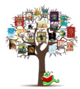 Company Logo For bookwormcentral'