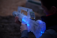 Skirmos Open Source Laser Tag.