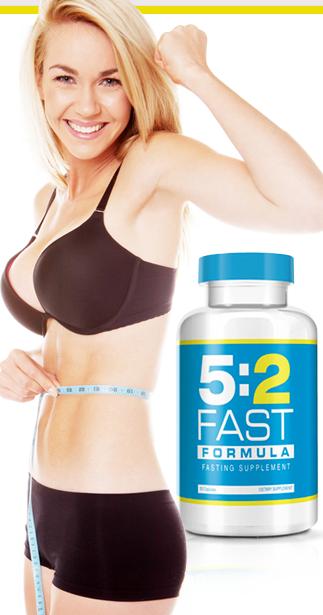 5:2 Fast formula'