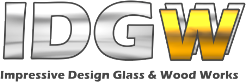 Company Logo For Impressive Designs Glass and Wood Works'