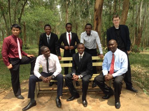 First University Music Program in Rwanda'