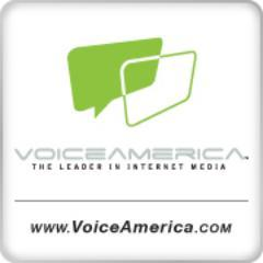 Company Logo For VoiceAmerica'