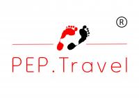 PEP.Travel Logo