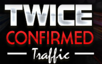 Twice Confirmed Traffic Logo
