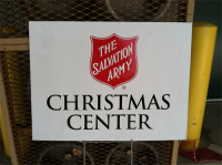 Salvation Army Christmas Event
