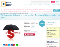 Insurance Industry in Lebanon to 2017