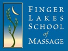 Finger Lakes School of Massage Logo