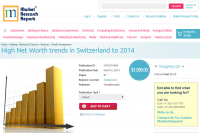 High Net Worth trends in Switzerland to 2014