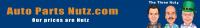 Auto Parts Nutz Logo