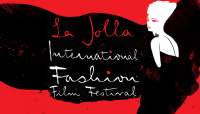 La Jolla International Fashion Film Festival Logo
