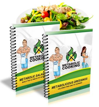 Metabolic Cooking product