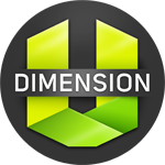 DimensionU, Inc. Logo