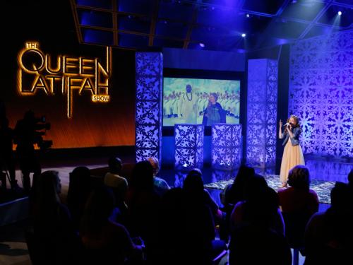 Koko Blush and Company: Lexi Walker on The Queen Latifah'