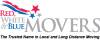 Red White and Blue Movers