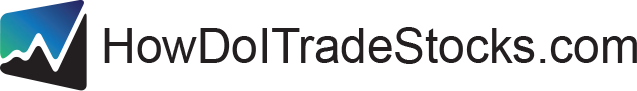 How Do I Trade Stocks Logo