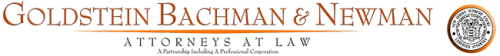 The Law Offices of Goldstein Bachman & Newman'
