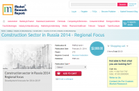 Construction Sector in Russia 2014