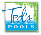 Ted's Pools Logo