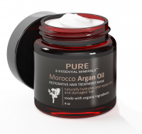 Morocco Argan Oil Hair Treatment Mask
