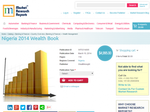 Nigeria 2014 Wealth Book'