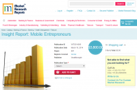 Insight Report - Mobile Entrepreneurs