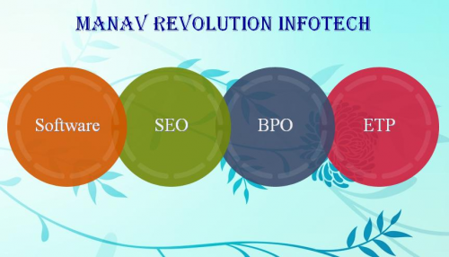 Company Logo For Manav revolution'