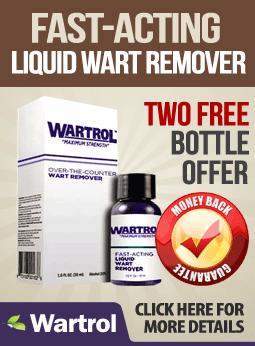 Wartrol Warts Removal'