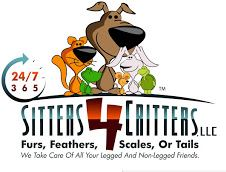 Company Logo For Sitters 4 Critters, LLC'
