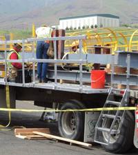 The Trucker Series Flatbed Work Platforms'